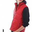 Veste promotionale barbatesti, groase, impereabile si cu gluga - Bodywarmer JM930